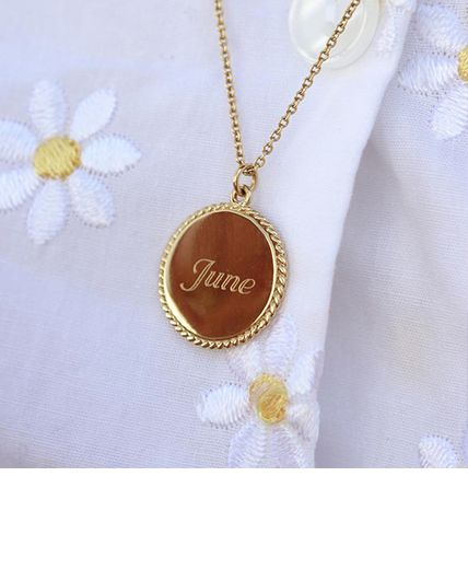 Women's Engravable Jewellery