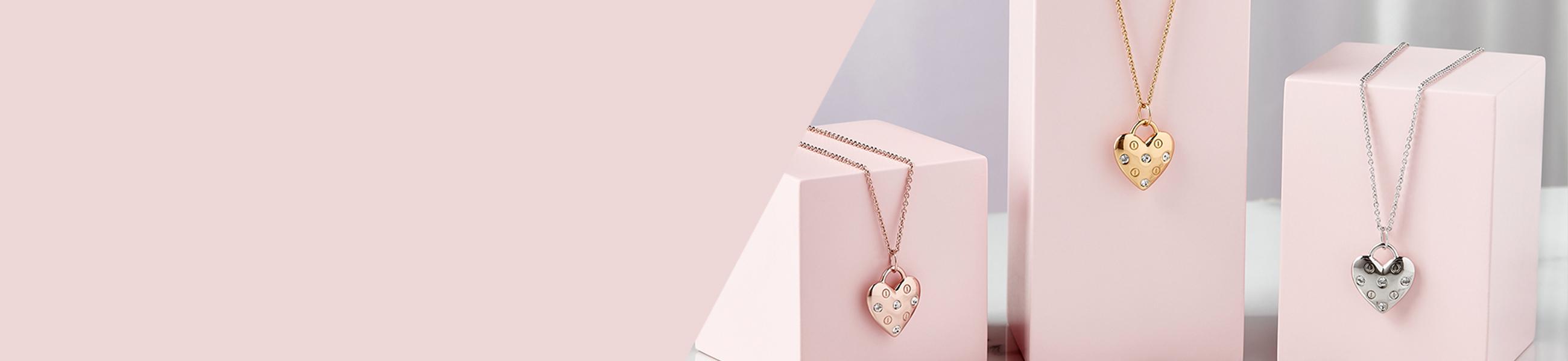 Crystal Embellished Jewellery